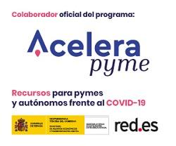 Colaborador oficial del programa Acelera Pyme